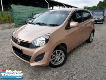 2014 PERODUA AXIA 1.0 G (A) GOOD CONDITION