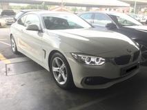 2014 BMW 4 SERIES 420i 13K KM