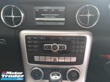 2015 MERCEDES-BENZ SLK 200 1.8 AMG UK PANAROMIC ROOF SPEC