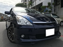 2006 TOYOTA WISH 1.8 (AT) VVTI FULL SPEC SUNROOF