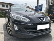 2014 PEUGEOT 408 1.6 (AT) TURBO FULL BODYKIT ONE OWNER