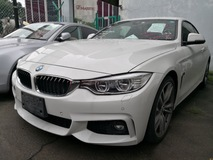 2014 BMW 4 SERIES 428i 2.0 MSPORT COUPE JAPAN SPEC UNREG 2014