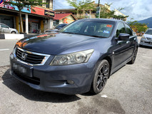 2008 HONDA ACCORD 2.0 VTi-L FULL Spec(AUTO)2008 Only 1 UNCLE Owner, 92K Mileage, TIPTOP, ACCIDENT-Free, DIRECT-Own,NEGOTIABLE with LEATHER SEAT&AIRBEG