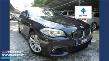 2014 BMW 5 SERIES 2014 Bmw 520d 2.0 Facelift Turbo M5 Sport Navi F10