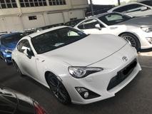 2012 TOYOTA 86 2.0 GT 86 AUTO YEAR MAKE 2012 REGISTER 2013 JAPAN NO SST