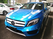 2014 MERCEDES-BENZ GLA 180 AMG Japan Unreg