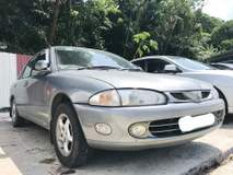 2005 PROTON WIRA 1.3 GL (M) OFFER CASH AND CARRY