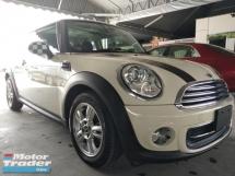 2014 MINI Cooper 1.6 AUTO 2y Warranty Recon unregistered.👍 2.5%interest  RM108888~OTR