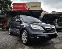 2009 HONDA CR-V 2.0 (A) One owner, low mileage
