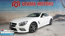 2015 MERCEDES-BENZ SL 400 AMG SPORT CONVERTIBLE PANORAMIC ROOF PROMOTION