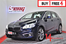 2016 BMW 2 SERIES 2016 BMW 218i 1.5 (M) Active Tourer 41K-Mil Petrol