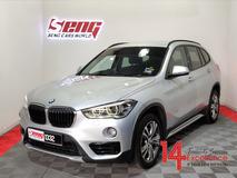 2017 BMW X1 BMW X1 2.0 Petrol sDrive20i 39K-Mil U/Warranty