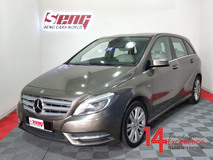2013 MERCEDES-BENZ B-CLASS Mercedes Benz B200 1.6 FaceLift 86K-Mil B180
