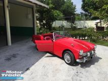 1987 MG MIDGET 1962 MK 1 SUPERCHARGED