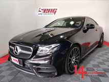 2018 MERCEDES-BENZ E-CLASS Mercedes Benz E200 2.0 Coupe AMG 8K-Mileage