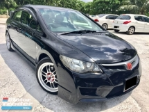 2011 HONDA CIVIC 1.8L (A) 1 OWNER MALAY COVT TYPE R SET TIP-TOP CONDOTION