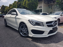 2014 MERCEDES-BENZ CLA 2014 Mercedes CLA180 AMG Japan Spec Panaromic Roof Unregister for sale