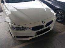 2014 BMW 4 SERIES 420i 2.0 CKD (ACTUAL YR MADE 2014)