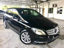 2013 MERCEDES-BENZ B-CLASS B200 1.6 (A) 1 LADY OWNER FULL SVC RECORD BY HSS