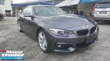 2014 BMW 4 SERIES 420i Gran Coupe M Sport Unreg 1 YEAR WARRANTY