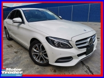 2014 MERCEDES-BENZ C-CLASS C180 AVANTGARDE GOOD CONDITION/LOW MILEAGE JAPAN IMPORTED - UNREG