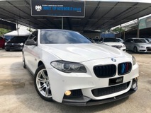 2012 BMW 5 SERIES 520I M SPORT, CBU JAPAN IMPORTED, REGISTER 2017