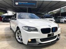 2012 BMW 5 SERIES 520I M SPORT, CBU JAPAN IMPORTED, REGISTER 2017