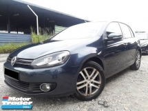 2011 VOLKSWAGEN GOLF 1.4 TSI (A) GOOD CONDITION