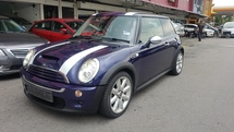 2006 MINI Cooper S 1.6cc HATCHBACK (A) REG 2011, UK SPEC, CAREFUL OWNER, LOW MILEAGE DONE 74K KM, FREE 1 YEAR GMR CAR WARRANTY, 17