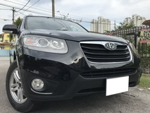 2012 HYUNDAI SANTA FE 2.2 (AT) 4WD CRDI DIESEL TURBO