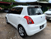2008 SUZUKI SWIFT 1.5 PREMIER FULL Spec(AUTO)2008 Only 1 LADY Owner, 92K Mileage, TIPTOP, ACCIDENT-Free, DIRECT-Owner, with FULL LEATHER SEAT& AIRBEGs