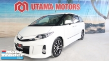 2016 TOYOTA ESTIMA 2.4 AERAS PREMIUM ELECTRIC SEAT POWER DOOR CNY PROMOTION