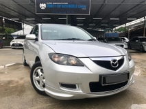 2007 MAZDA 3 CKD 1.6L SDN (GL) 2007 Good Condition , 2 Digit Plate Number