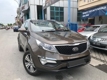 2015 KIA SPORTAGE 2.0 DOHC NU Facelift ,Superb Condition ,Year End Promotion