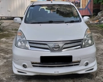 2013 NISSAN LIVINA LIMITED IMPUL 1.6 (A) NEPAL LEATHER FULL LOAN ALZA