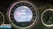 2011 MERCEDES-BENZ E-CLASS E200 1.8 CGI ELEGANCE CKD