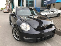 2015 VOLKSWAGEN BEETLE Volkswagen Beetle 1.2 (A) Sport Coupe ,Super Condition, Anniversary Edition