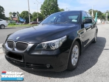 2006 BMW 5 SERIES 520(A)M SPORT FULL SPEC CLEARANCE STOCK