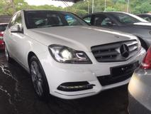2014 MERCEDES-BENZ C-CLASS C200 Advantgarde, C&C Service, Mileage 104k km, FREE Warranty