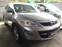 2011 MAZDA CX-9 3.7 FULLSPEC,1 Owner, FREE Warranty