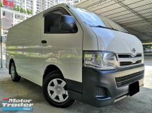 2014 TOYOTA HIACE TOYOTA HIACE 2.5 MT ONE OWNER TIP TOP CONDITION