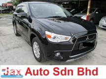 2011 MITSUBISHI ASX cbu 2.0L leather seat full spec  2wd
