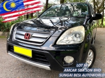 2007 HONDA CR-V 2.0 I-VTEC (A) NEW FACE LIFT FULL LOAN OFFER