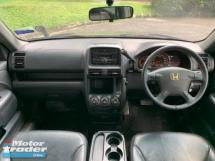 2007 HONDA CR-V 2.0 I-VTEC (A) NEW FACE LIFT FULL LOAN OFFER