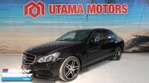 2016 MERCEDES-BENZ E-CLASS E250 AMG PREMIUM NIGHT EDITION PANORAMIC ROOF RAYA PROMOTION