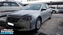 2014 TOYOTA CAMRY 2.0E VVTI (A) REG 2014, E SPEC, ONE CAREFUL OWNER, LOW MILEAGE DONE 55K KM, LEATHER SEAT, SELDOM USE, 16