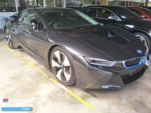 2015 BMW I8 2 ELECTRIC LEATHER SEATS 360 VIEW CAMERA 20 INCH SPORT RIM
