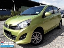 2016 PERODUA AXIA 1.0 G (M) STILL UNDER WARRANTY