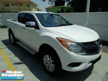 2014 MAZDA BT-50 2.2 (A) GOOD CONDITION