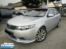 2011 KIA FORTE 2.0 SX (A) CONDITION OKAY